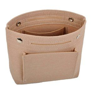 Felt purse organizer/handbag insert - 2 for 30$